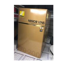 Nikon AF-S 70-200mm f2.8E FL ED VR Lens BNIB