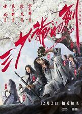 Sword Master - Thần Kiếm - Phim Le (Blu-ray) - Viet Thuyet Minh/English Dubbed