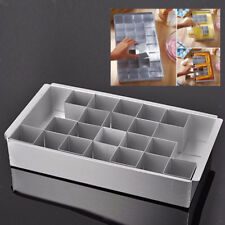 Rectangular Number/Letters Cake Mold Pans Set Modular Home DIY Baking Tins