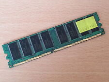 512 Mb Ddr1 Elixir Pc Ram Memoria 400mhz Pc3200u m2u51264ds8hb5g-5t Non Ecc probado
