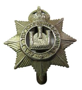 The 4th V.B Devonshire Regiment Cap Badge
