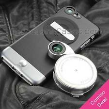 Ztylus 4-in-1 Camera Lens + iPhone 6/6s Plus Case Fisheye+Wide Angle+Macro+Polar