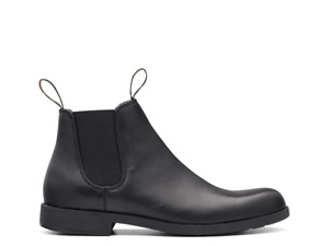 NEW Blundstone Style 1901 Black PREMIUM LEATHER DRESS ANKLE BOOTS For Men