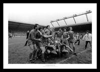 Liverpool 1982 League Champions Team Celebrations Photo Memorabilia (296)