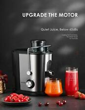Best Juicer Centrifugal Machine Commercial Wide Mouth Extractor Fruit Vegetable