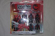 Mega Bloks 95142 predavor Fig Pack Dragones Universo Rise of the predavors