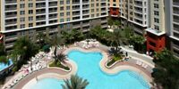 Vacation Village at Parkway Disney Orlando - sleeps 8- Dec week 51(Rental)