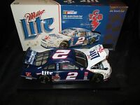 Action NASCAR 1:24 Car Rusty Wallace #2 Miller Lite TCB 1998 Ford Taurus