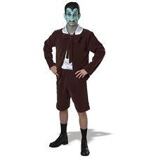 Eddie Munster Costume Adult The Munsters Funny Vampire Halloween Fancy Dress