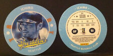 #SD29 ICHIRO Mariners/Yankees Sportdiscs Sport Discs 2013 Panini Hometown Heroes