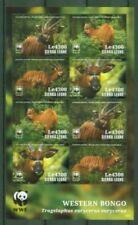 Postfrische Briefmarken mit Wildtier-Motiven aus Sierra Leone