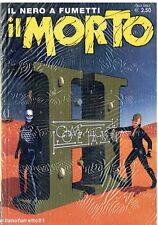 Fumetto Noir IL MORTO n.8
