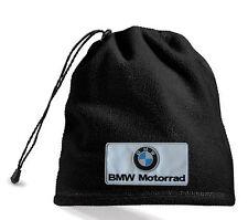SCALDACOLLO CUFFIA BERRETTO SCIARPA SOTTOGOLA 4in1 PATCH BMW MOTORRAD RICAMATO