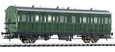"""Liliput L334033 """"TO CLEAR"""" H0 3rd Passenger Coach DB Epoch III -Green Livery T48"""
