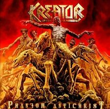 Phantom Antichrist by Kreator (CD, Jan-2012, Nuclear Blast (USA))