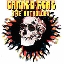 CANNED HEAT - The Anthology CD Jeweled Eyes (Out of Print) Going Up The Country