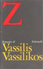 Vassilikos:  Z  1969