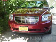 07-2012 Dodge Caliber chrome grille grill insert overlay trim