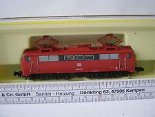 Minitrix N 12932 E Lok BR 111 068-3 DB Rot  (RG/RB/01-31S5)