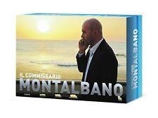 Dvd Il Commisario Montalbano La Serie - Limited Edition - (Box 34 Dvd ) ...NUOVO