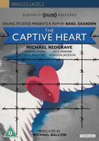 Nuovo The Captive Cuore DVD