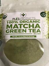 Matcha 100% Organic Green Tea Plus Products