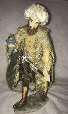 Nativity Wiseman King Caspar Figurine Member's Mark Porcelain Replacement