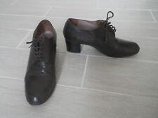 Elégantes chaussures escarpins ESPACE (Clergerie) pointure 36 OU 3.5 etat neuf