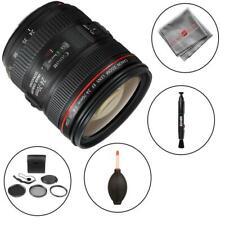 Canon EF 24-70mm f/4L IS USM lensand Accesorios De Limpieza