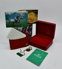 Genuine Rolex vintage ladies Datejust box set 1996