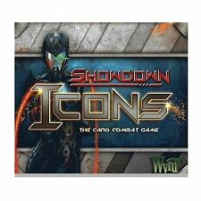 Showdown Icons - Wyrd Miniatures - Malifaux - Sealed Game - $45.00 retail