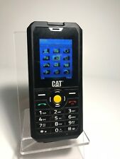CAT B30 Black (Unlocked) Smartphone Mobile - Tough & Rugged - DUAL SIM