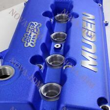 MUGEN Style Engine Valve Cover For 1994 - 2001 Acura Integra GSR DOHC VTEC -Blue