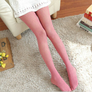 Women Stockings Lace Silk Tights Fishnet Hollow Out Mesh Nylon Pantyhose Hosiery