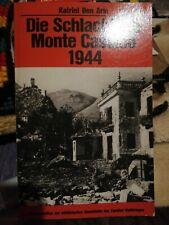 Die Schlacht bei Monte Cassino 1944, Katriel Ben Arie