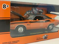 M2 Machines 1970 Dodge Scat Pack Challenger T/A 340 Six Pack