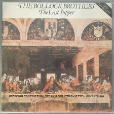 THE BOLLOCK BROTHERS - The Last Supper (Vinyl 2LP) UK Import BOLL100