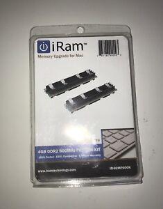 4GB Kit (2x2 GB) DDR2 800MHz ECC FB-DIMM Kit RAM for 2008 Apple Mac Pro