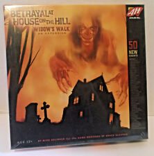 Expansion Set for Betrayal at House On the Hill WIDOW'S WALK 50 New Haunts AH