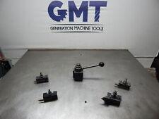 Aloris Bxa Tool Post Amp 4 Tool Holders Usa Gmt 2811