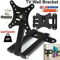 """TV Wall Bracket Mount for Inches 3D LCD LED Plasma 14"""" - 30"""" All Samsung LG Sony"""