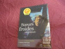 "COFFRET DVD + LIVRE NEUF ""SUEURS FROIDES"" Alfred Hitchcock / Boileau-Narcejac"