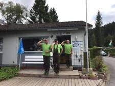 Campingplatz, Dauercamping, Dauerstellplatz, Kirchzell im Odenwald