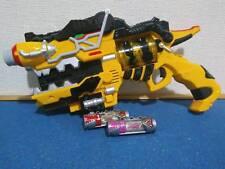 Power Rangers Dino Charge Kyoryuger DX Gabu revolver Zyudenchi Banbai japan
