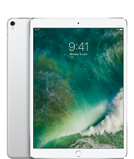 Apple iPad Pro (2017) 10.5 WiFi Silver 256GB Tablet *NEW*+Warranty!