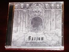 Burz: From The Depths Of Darkness CD 2011 Byelobog Productions BYE009CDS NEW