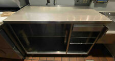 48 X 25 Stainless Steel 1 Drawer Cabinet Work Table Countertop Prep Bench