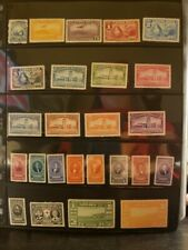 Costa Rica Airmail Stamps Lot of 64 - MNH - see details for list