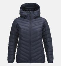 Neu Peak Performance Damen Jacke FROST DOWN Navy Gr. S UVP 349,99€