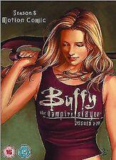 Buffy contre les vampires saison 8 Motion Comic DVD NOUVEAU DVD (5117501000)